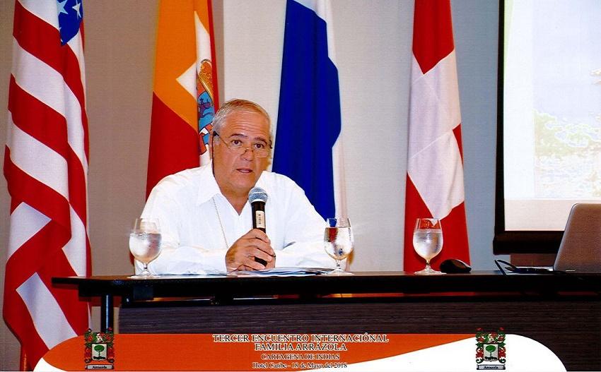 Talk by Raul Arrazola
