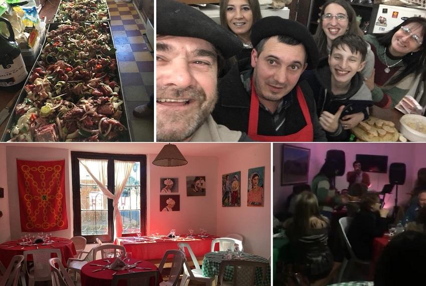2018 San Fermin Festivities in Salto, Uruguay