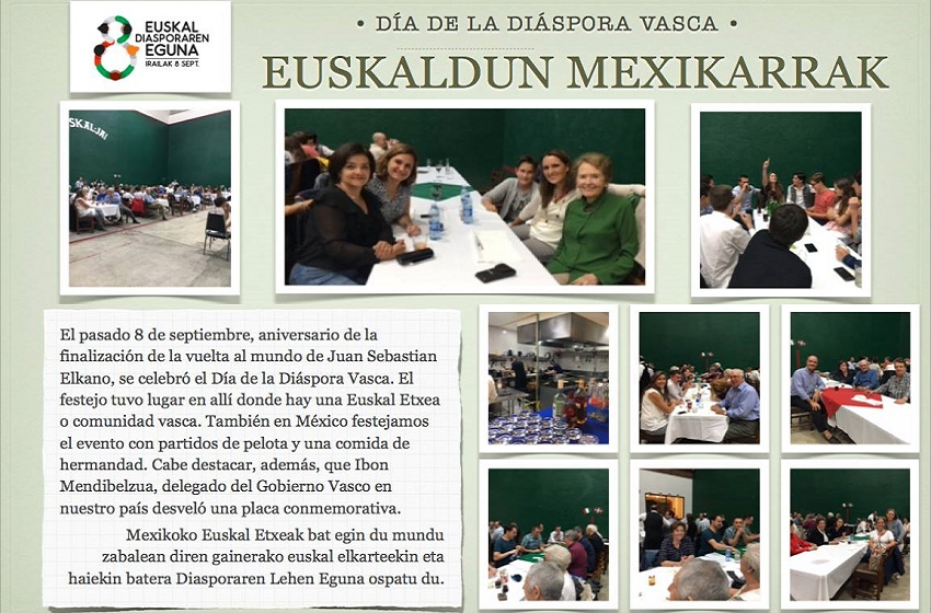 Mexikoko Euskal Etxea