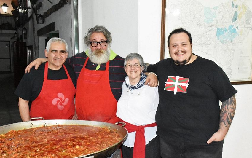 San Nicolaseko Euzkal Etxea