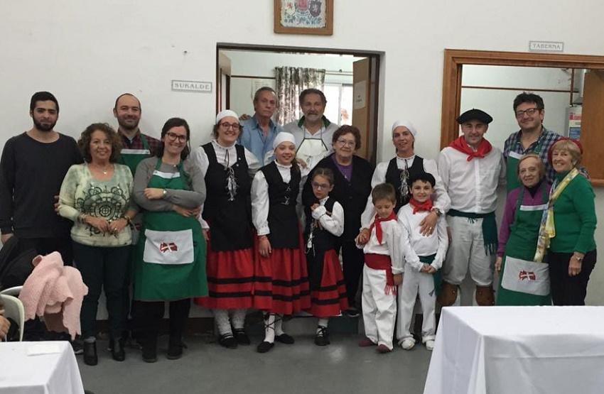 Zelaiko Euskal Etxea de Santa Rosa