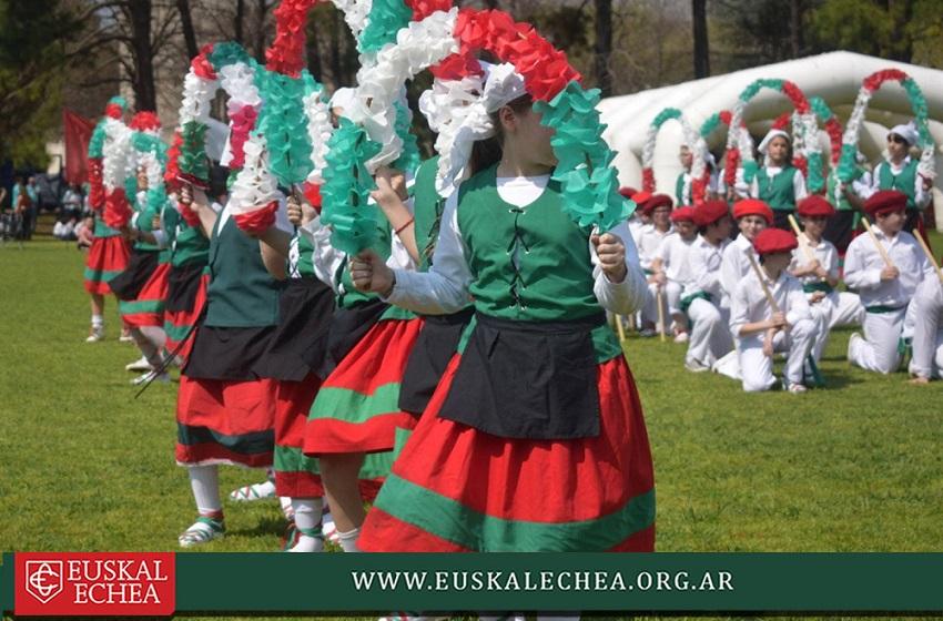 Hiriburuko Euskal Jaia, Euskal Dantzak
