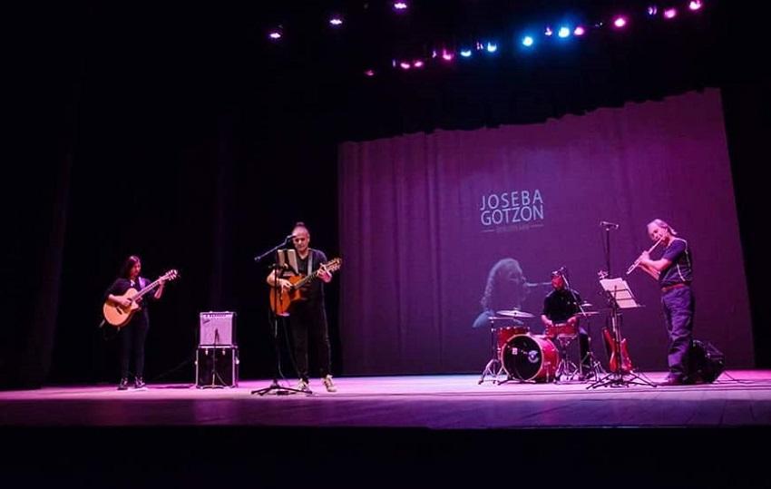 Recital de Joseba Gotzon