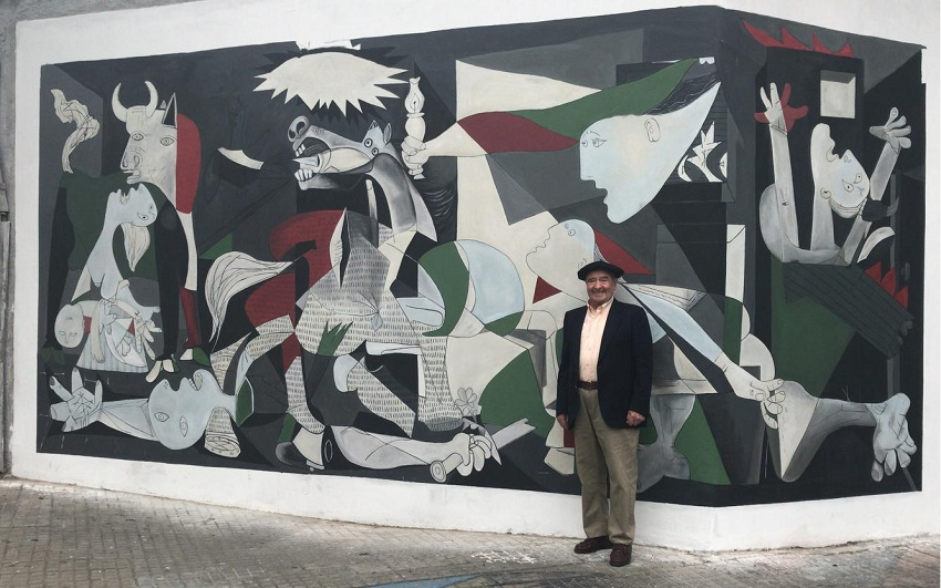 """The """"Guernica"""" in Montevideo"""