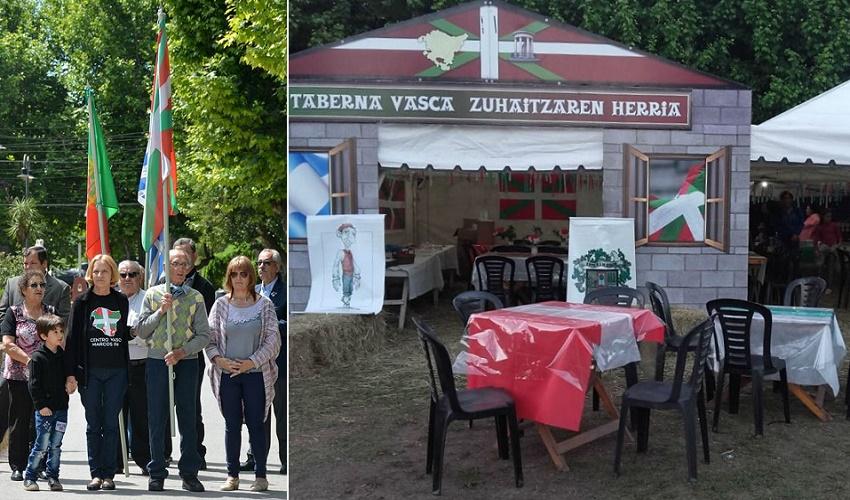 Euskaldunak Immigrantearen Jaian