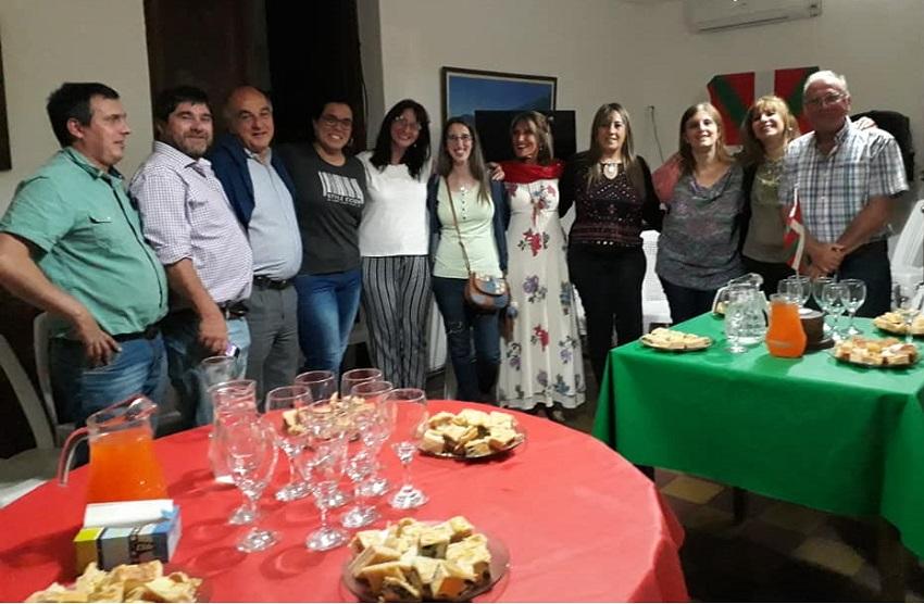 Uruguaiko Saltoko Euskaldunen Taldea