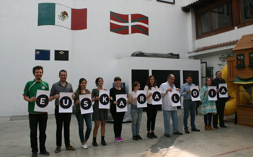 Euskal Etxea de México (I)