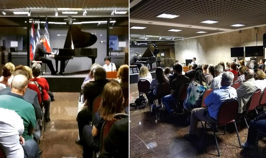 Josu Okiñena piano-jole donostiarra