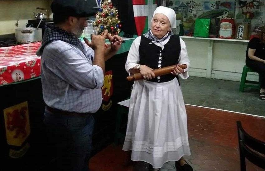Iparraldeko Euskal Etxea-Centro Vasco Francés