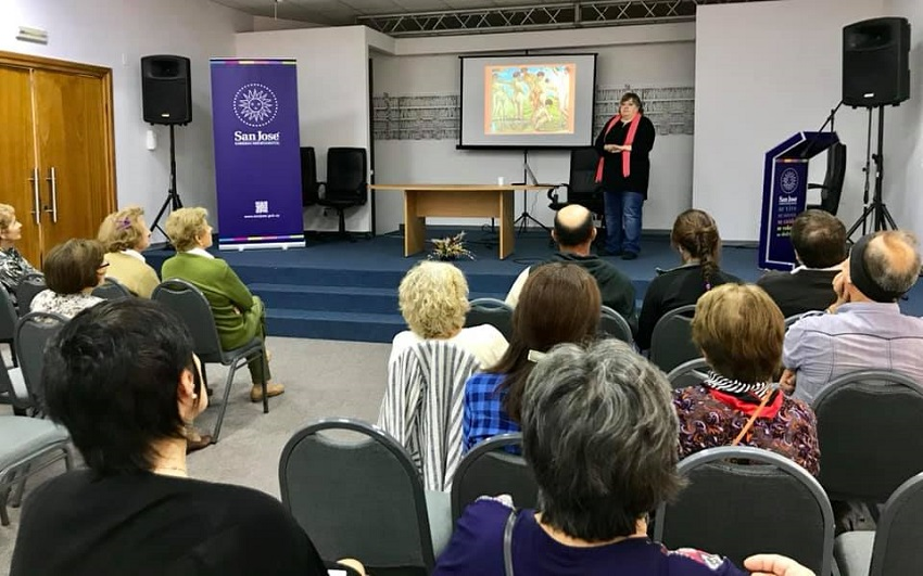 International Women's Day Festivities in San Jose, Uruguay (II)