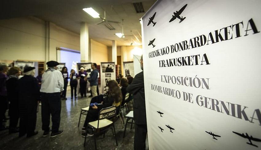 Euskaltzaleak in  Buenos Aires