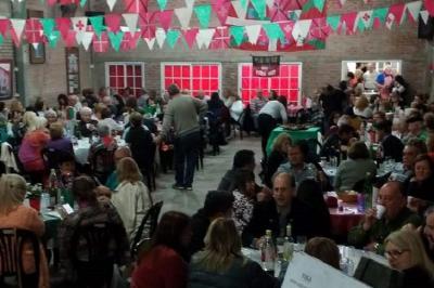 Aberri Eguna 2019 en Eusko Aterpea