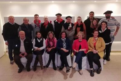 Comisión Directiva del Euzko Etxea de Villa María, 2019
