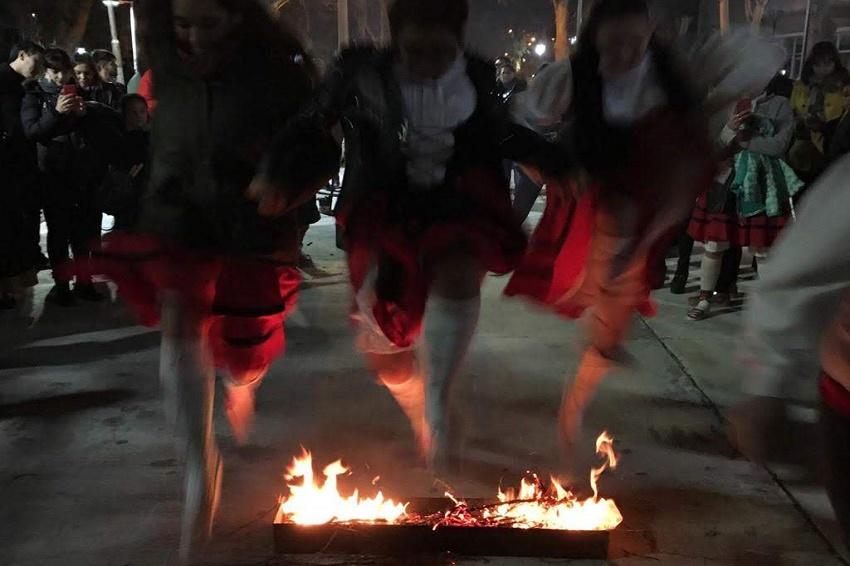 San Juan Festivities in Comodoro Rivadavia