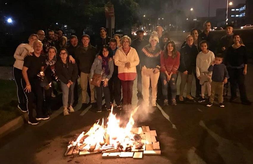 San Juan Festivities in Montevideo (II)