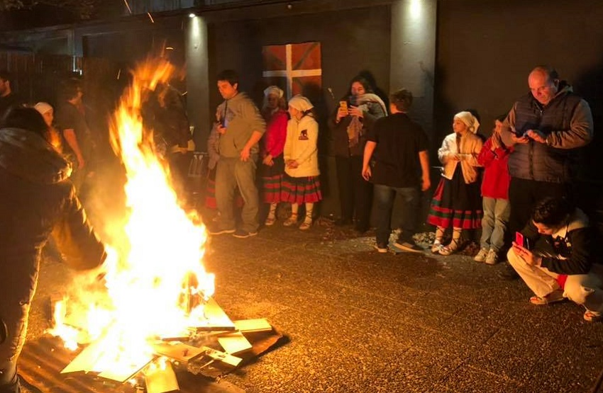 San Juan Festivities in Bahia Blanca