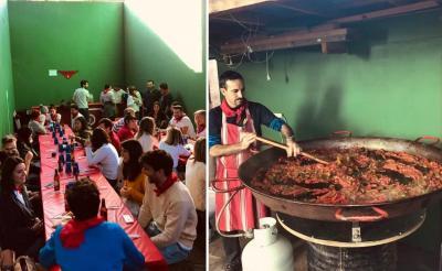 2019 San Fermin celebrations in the Diaspora (I)