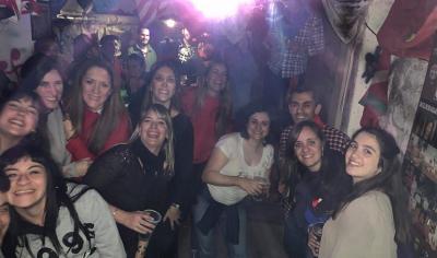 San Fermin 2019 at Denak Bat Basque Club in Mendoza