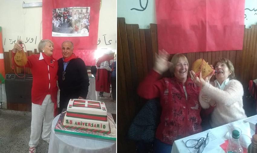 San Fermin celebration