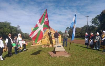 Corpus Christiko 2109ko Euskal, Argentinar eta Mbya-Guarani Jaia