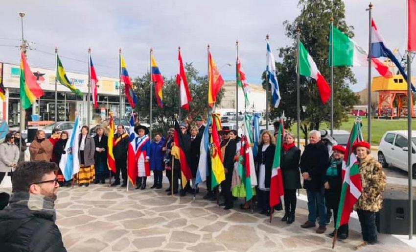 Día del Inmigrante 2019, en Puerto Madryn