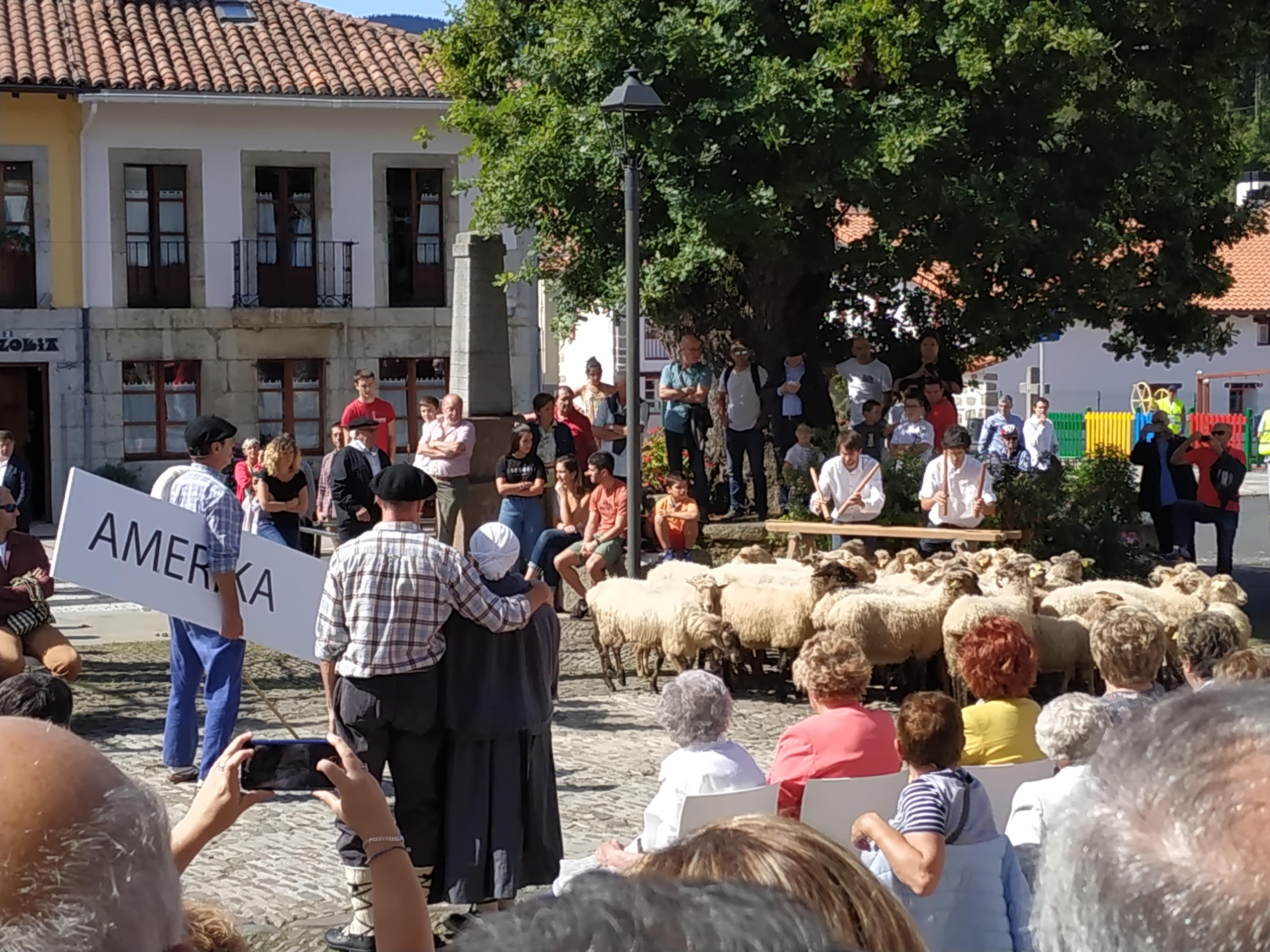 Antzerki herritarra Euskal Diasporari buruz