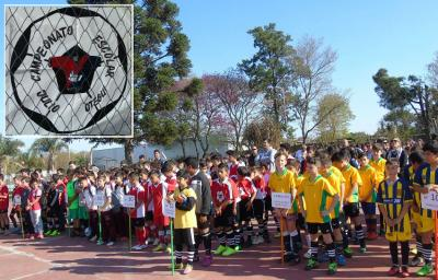 "26th edition of the ""Don Julio Otegui Inter-School Soccer Tournament"""