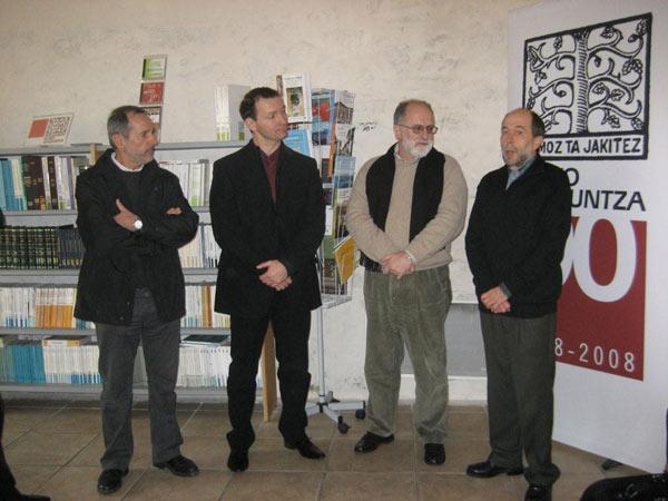 2008 ENE Saria Bordeleko Eskual Etxeari