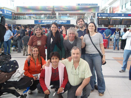 Maral group on tour to the Basque Country -Welcome