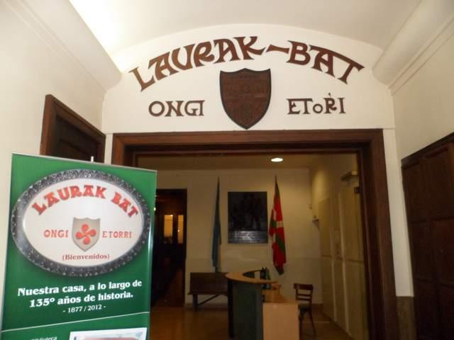 Laurak Bat Basque Center of Buenos Aires