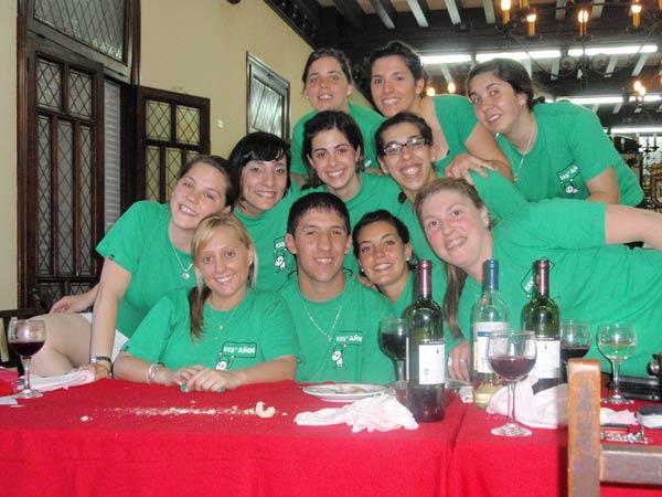 113th anniversary of Centro Navarro - Young Dancers