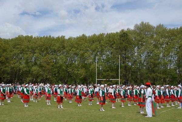 Fiesta Vasca en Euskal Echea (1)