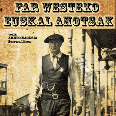 """Basque voices in the Far West"""