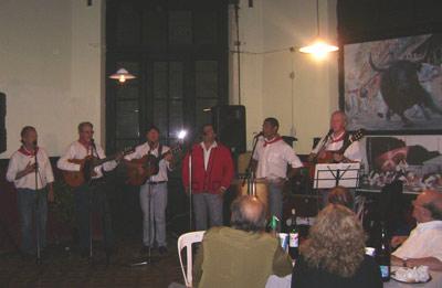 Basque concert 2012