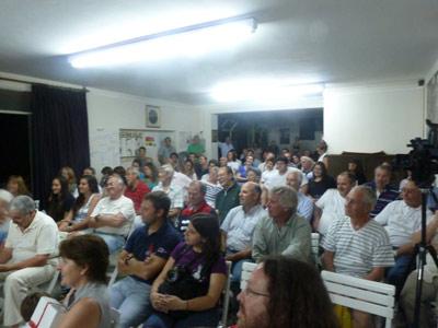 Pakea Bizkaia at Bahia Blanca 2012 - Audience