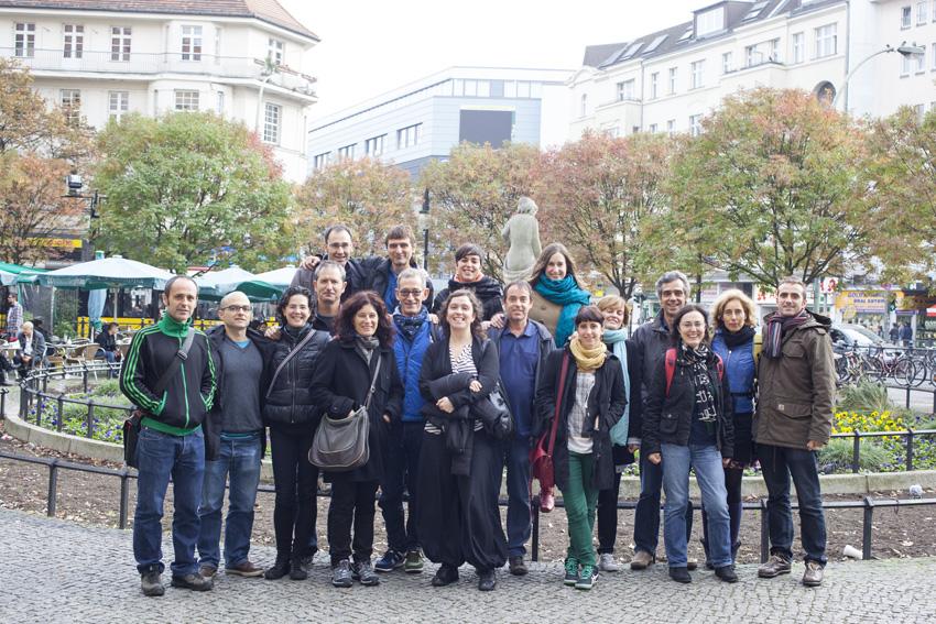 European Basque Club's Euskara Teachers' Meeting 2014