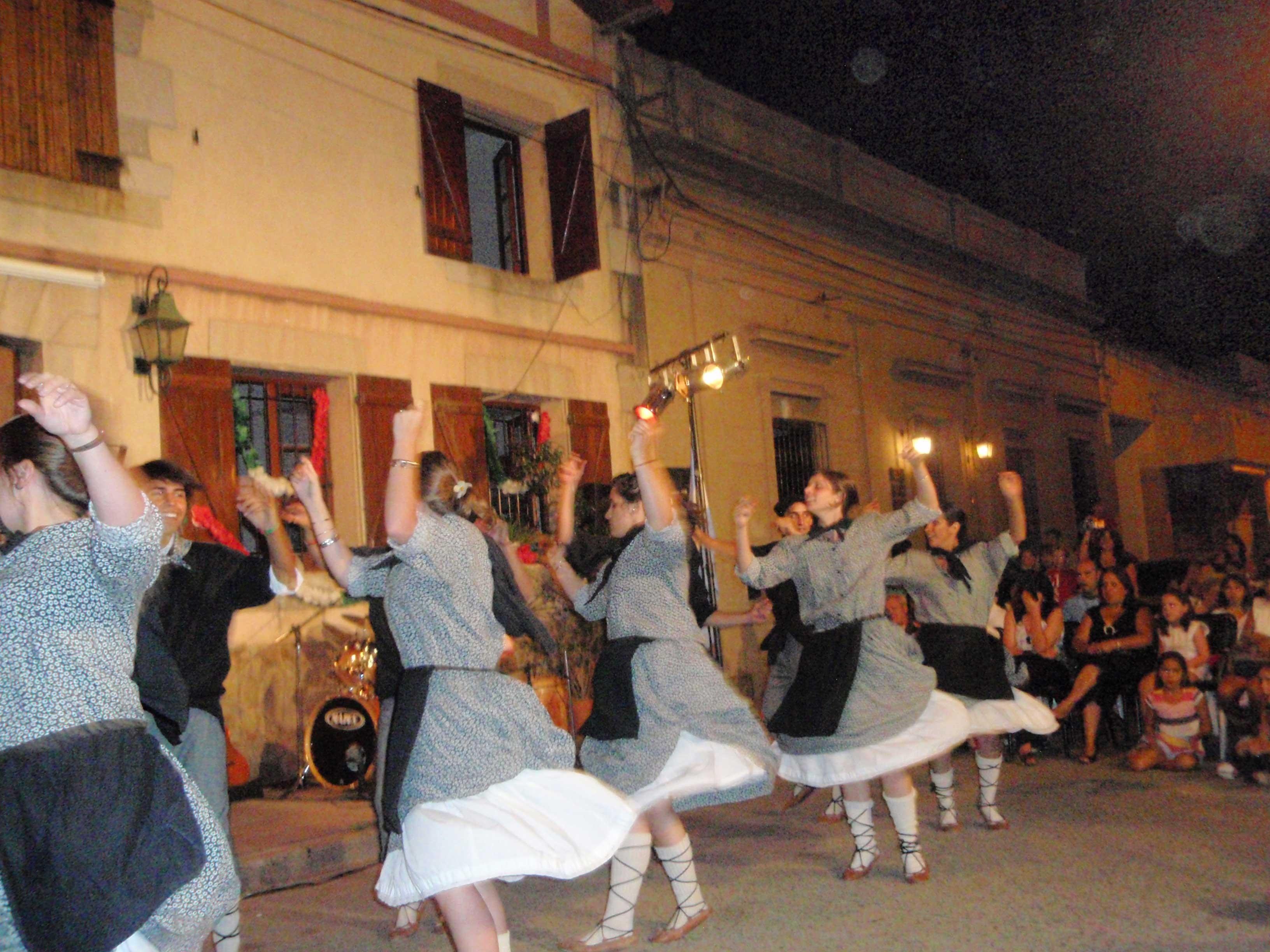 Urte Zahar Jaia 2008 - Ugarritzak