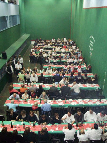 Basque Week - Dinner at Euzko Etxea