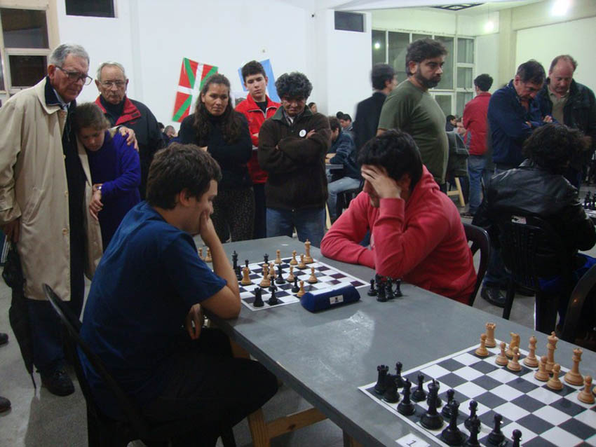 City of La Plata 7th Chess Tournament at Euzko Etxea