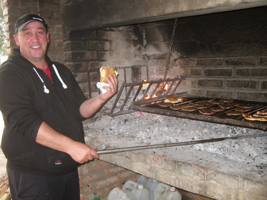 Udaleku FIVU 2014 - Mr. Chef