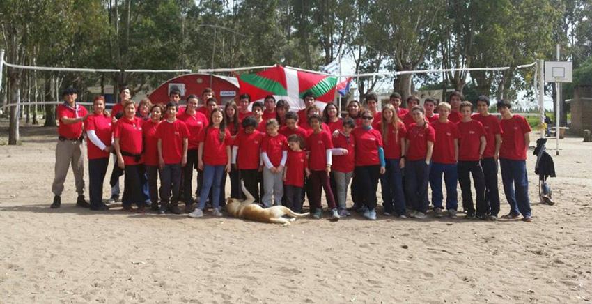 Udaleku FIVU 2014 - Group Photo