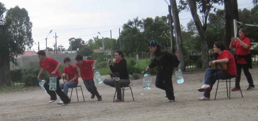 Udaleku FIVU 2014 - Txingak