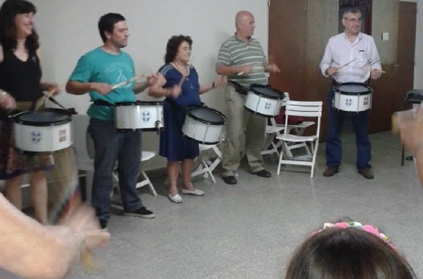 Bahia Blancako danborrek ENE iragarri zuten