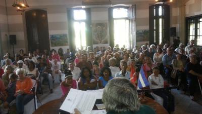 Habanako Euskal Etxearen 2014ko Batzar Orokorra