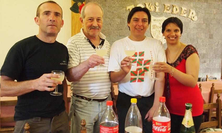 Salud al euskera!