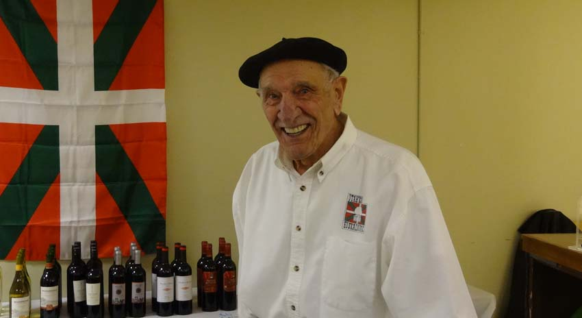 Entre los veteranos, el gernikarra Jaime Sangroniz