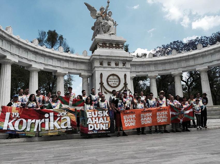 Mexikoko euskahaladunak