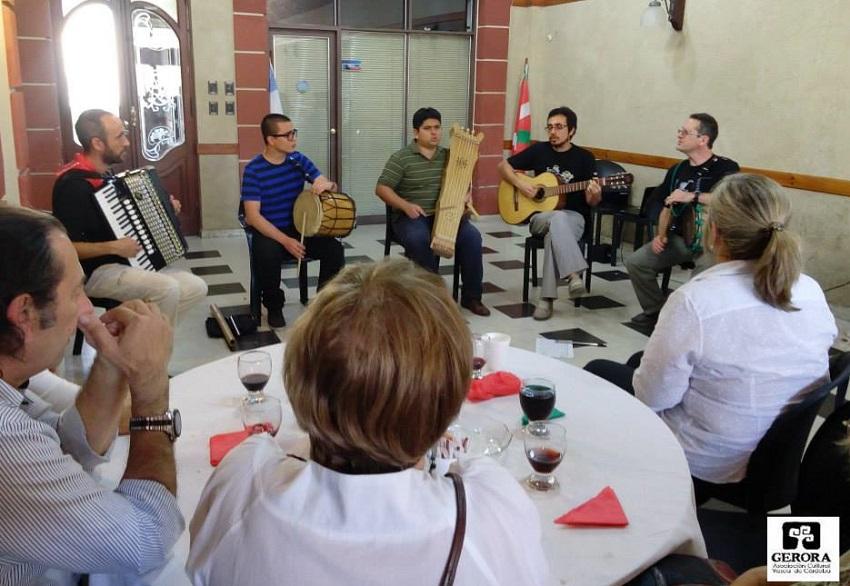 Música en vivo en el Aberri Eguna