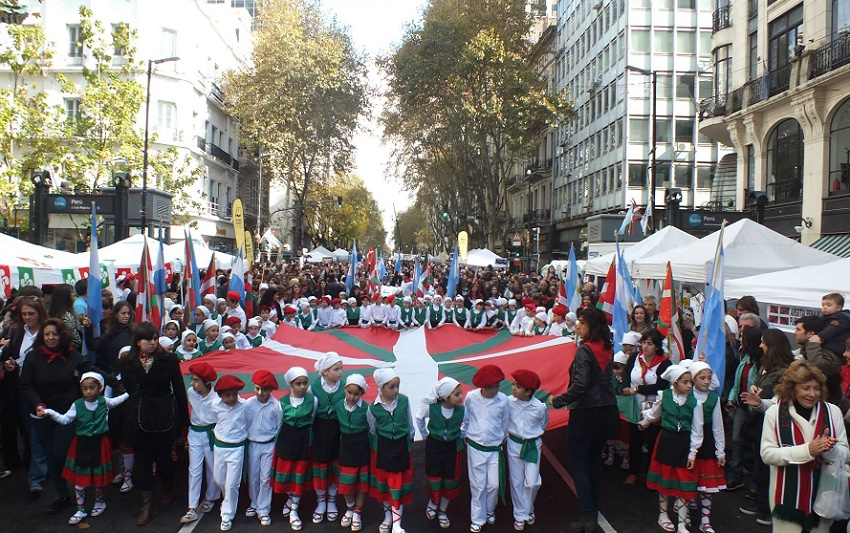 "Welcome to the 2015 ""Buenos Aires Celebrates the Basque Country"""