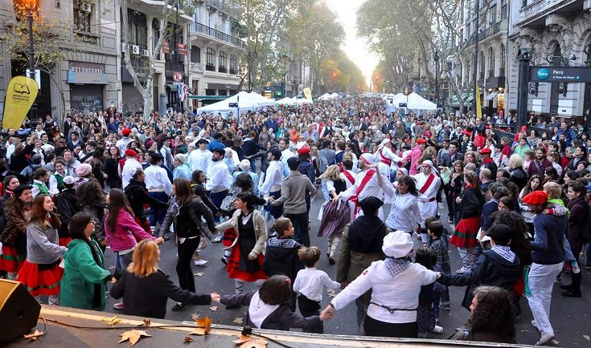 Última danza del Buenos Aires celebra 2015
